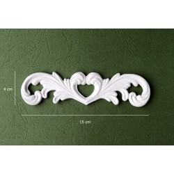 Mold 01 - Long Ornament