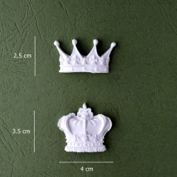 Mold 35 - 2xCrowns