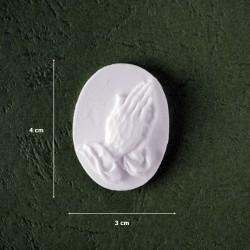 Mold 37 - Cameo /Praying Hands