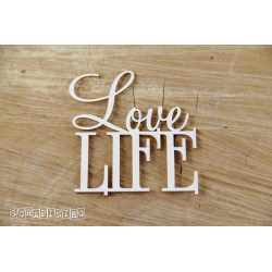 chipboard-love-life-text