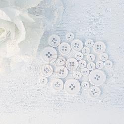 Button set 01 -WHITE