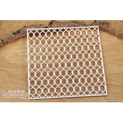 Chipboard- Background Alamor - Decorative Mesh