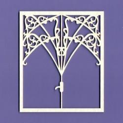 Chipboard - Frame /Wedding Door