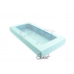 Box DL with window - SKY BLUE