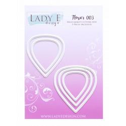 Lady E Design  Dies Flower 003