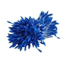 Glitter Stamens 2.50/7mm-BLUE