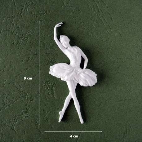 Mold 04 - Ballerina