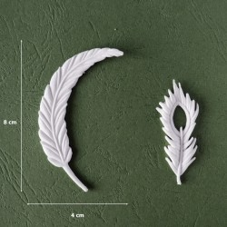 Mold 11 - Decorative Feathers