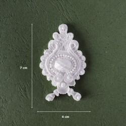 Mold 22-Diamond Ornament