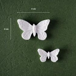 Mold 28- 2x Butterflies