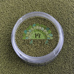 Metalized Micro Beads 0.6-0.8 g