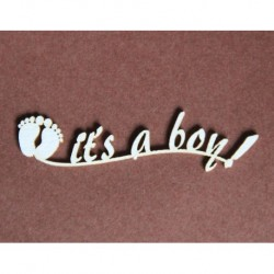 Chipboard - IT'S A BOY