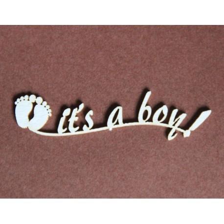 Chipboard - IT'S A BOY