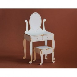 Chipboard 3D - Dressing Table