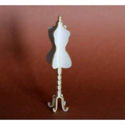 Chipboard - Mannequin/ 3D