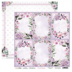 Scrapbooking Papers -LOVELAND - Pad 12 x 12