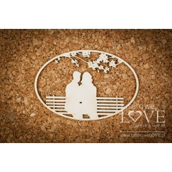 Chipboard - Wedding & Love