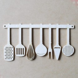 Chipboard - Kitchen Tools