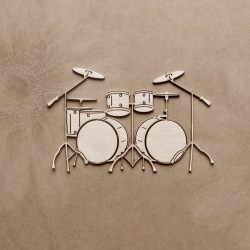 Chipboard - Drums