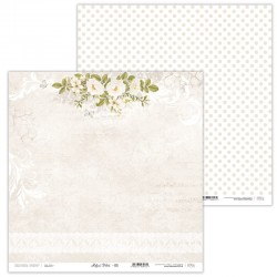 Scrapbooking Papers - HOLY & WHITE