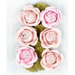 Little Birdie Flowers - SHARON /Pearl Pink/ 6pcs