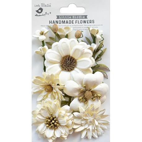 Little Birdie Flowers - HELLEN / Amor Mio/ 12pcs