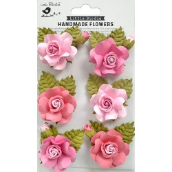 Little Birdie Flowers - TANIA /Celebrate Life/ 6pcs