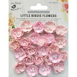 Little Birdie Flowers - PEARL BLOSSOM/ Pearl Pink / 24pcs