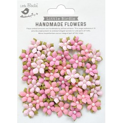 Little Birdie Flowers - ELIRA / Pearl Pink/ 40pcs