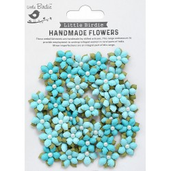 Little Birdie Flowers - ELIRA /Song of the sea/ 40pcs