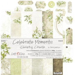 Scrapbooking Papers - Celebrate Moments  (12x12)