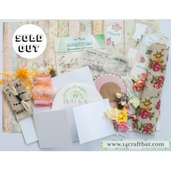 "MARCH KIT - ""Letters of love"""
