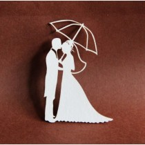 Chipboard - Couple with an...