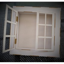 Shadow Box - Window with...