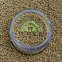 Metalized Micro Beads 1-1.5 g (024)
