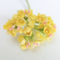 Small Flowers - YELLOW