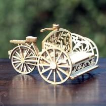 Chipboard -Rickshaw /3D