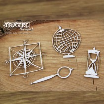 Chipboard - Travel the...