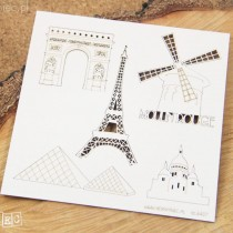 Chipboard - Paris