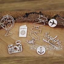 Chipboard - Travel attributes