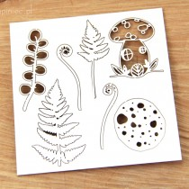 Chipboard - Fairies Attributes