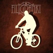Chipboard - Bicyclist