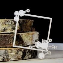 Chipboard - Alchemy frame –...