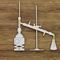 Chipboard - Distillation set