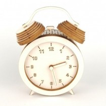 Chipboard - Alarm clock 3D
