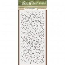 Stamperia Stencil 096 -...