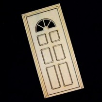 MDF - Layered door