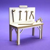 Chipboard -  Workshop Tools 3D