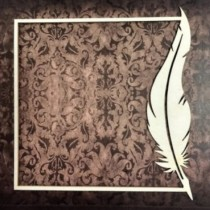 Chipboard - Feather frame
