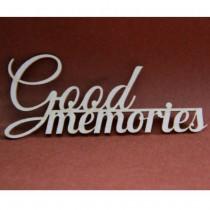Chipboard - Good Memories